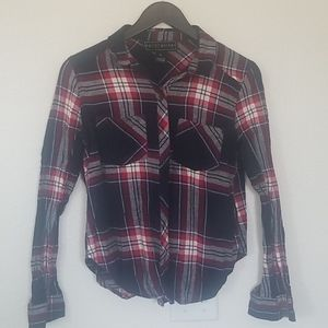 Polly & Esther Flannel shirt